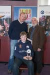 Junior Winner of the Fiddler of Dooney Competition 2011 Darragh Curtin