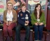 Junior Winners of the Fiddler of Dooney Competition 2011, Darragh Curtin, Aisling Douris, Nell Kelly