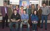 Senior Winners of the Fiddler of Dooney Competition 2011 & Competition Organisers
